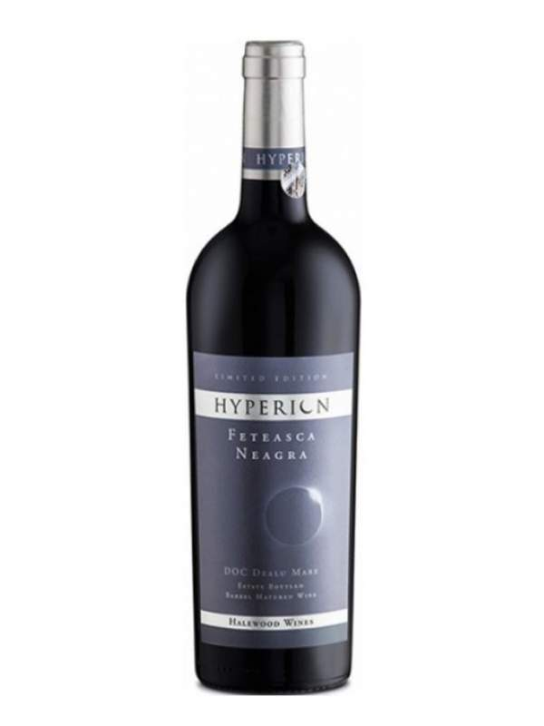 Hyperion Adrian Vineyard – Feteasca Neagra 2010, DOC-CMD Dealu Mare