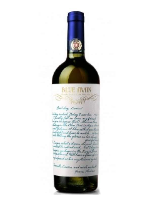Segarcea Blue Train Chardonnay